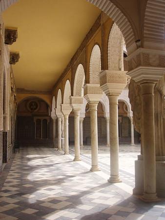 La Casa de Pilatos, Seville, Spain
