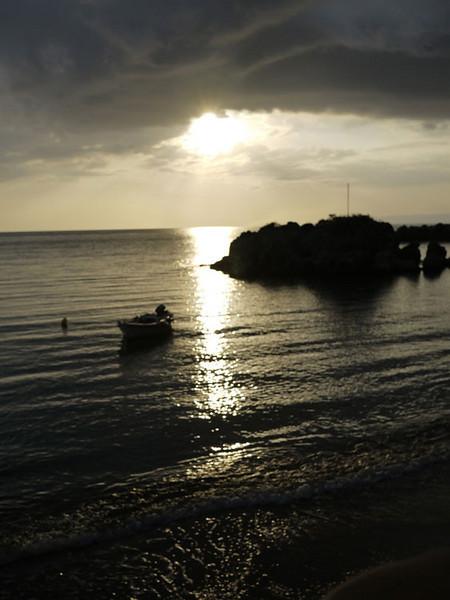 Zorba's Beach, Stoupas, Greece