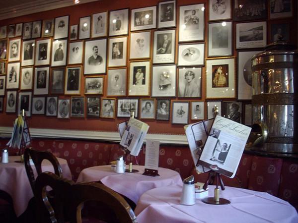 Salzburg's Sacher cafe